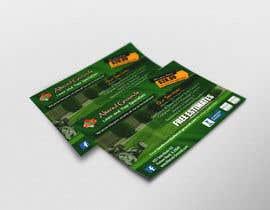 nº 11 pour Design a print ad for a lawn care business par harsh43