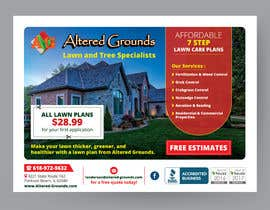 #35 for Design a print ad for a lawn care business af Pixelgallery