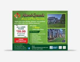 nº 18 pour Design a print ad for a lawn care business par rajaitoya