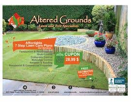 #7 for Design a print ad for a lawn care business af juanmanuelmusic