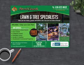 #22 for Design a print ad for a lawn care business af fahimmehek