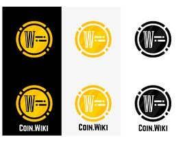 #44 cho Logo for coin.wiki bởi SnOwDsign1