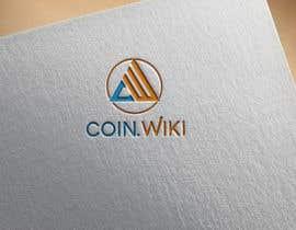 #87 cho Logo for coin.wiki bởi sagorchanda