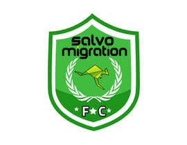 Nro 3 kilpailuun Design a Corporate Soccer Team Badge käyttäjältä fadhfreelancer