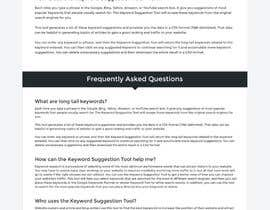 nº 29 pour One page site redesign par axeemsharif