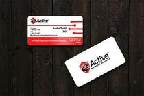 Graphic Design Contest Entry #102 for Business Card Design for Active Network Security.com