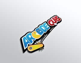 nº 190 pour Logo Design for Arcade Guys par alinhd