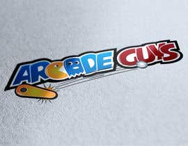 nº 191 pour Logo Design for Arcade Guys par alinhd