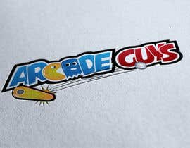 #192 para Logo Design for Arcade Guys por alinhd