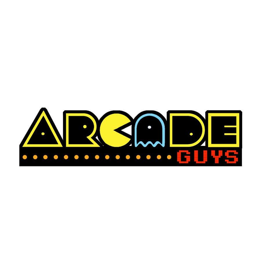 #151 for Logo Design for Arcade Guys by UpMedia