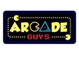nº 158 pour Logo Design for Arcade Guys par UpMedia