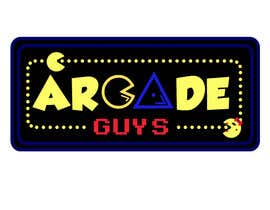nº 160 pour Logo Design for Arcade Guys par UpMedia