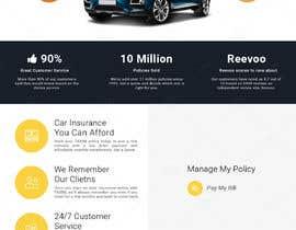 #50 for WebSite for Online Insurance Company af doomshellsl