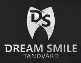 #29 pёr I need a logo designed for dental clinic with Dream Smile Tandvård name with combination between tooth symbol and DS letters symbol nga assemsherif97