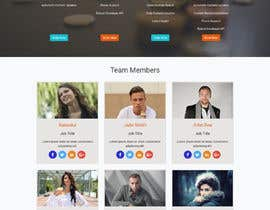 #10 for ReDesign a landing page by RJMF