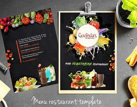 #39 for Design a menu card/book for my restaurant af lookandfeel2016