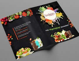 #43 for Design a menu card/book for my restaurant af lookandfeel2016