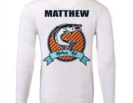 #21 para Design a Pro Fishing Team Shirt por kanishkkk