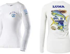 #9 para Design a Pro Fishing Team Shirt por aluna087