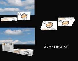 #27 for Dumpling Kit Box Sleeve Design by sonnybautista143