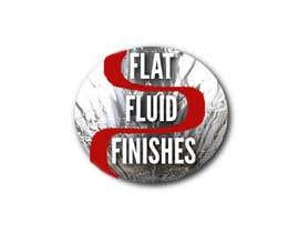 #21 untuk Design a Logo for Flat Fluid Finishes oleh fiveguy12321