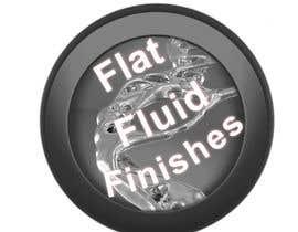 #14 untuk Design a Logo for Flat Fluid Finishes oleh Darkseratul