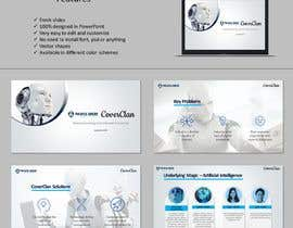 #24 for Help build a powerpoint presentation with good looking consistent icons, typeface and background colors for a practice pitch session , we have a very tight deadline of less than 24 hours af areverence