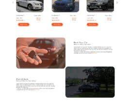 #66 for Design a peer-to-peer car rental marketplace website af OLINO1