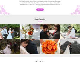 #22 para Build a fresh, contemporary website for a marriage and funeral celebrant de pardworker