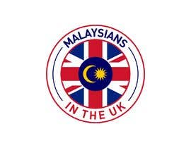 #21 for I need a logo design for my Facebook group - Malaysians in the UK af OsamaMohamed20