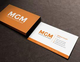 #15 for Business Card and logo by mahmudkhan44