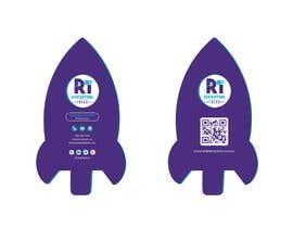 Nro 184 kilpailuun business card design for a digital marketing company! käyttäjältä tayyabaislam15