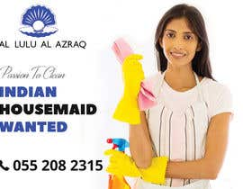 #15 untuk Advertisement for FB to hire Indian Housemaid oleh saifulisaif22