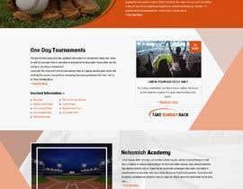 #24 για Simple wix.com sports-oriented not-for-profit website από adixsoft