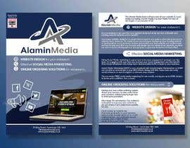 #6 für Design a A5 Double Sided Print Ready Leaflet for a Business von d3stin