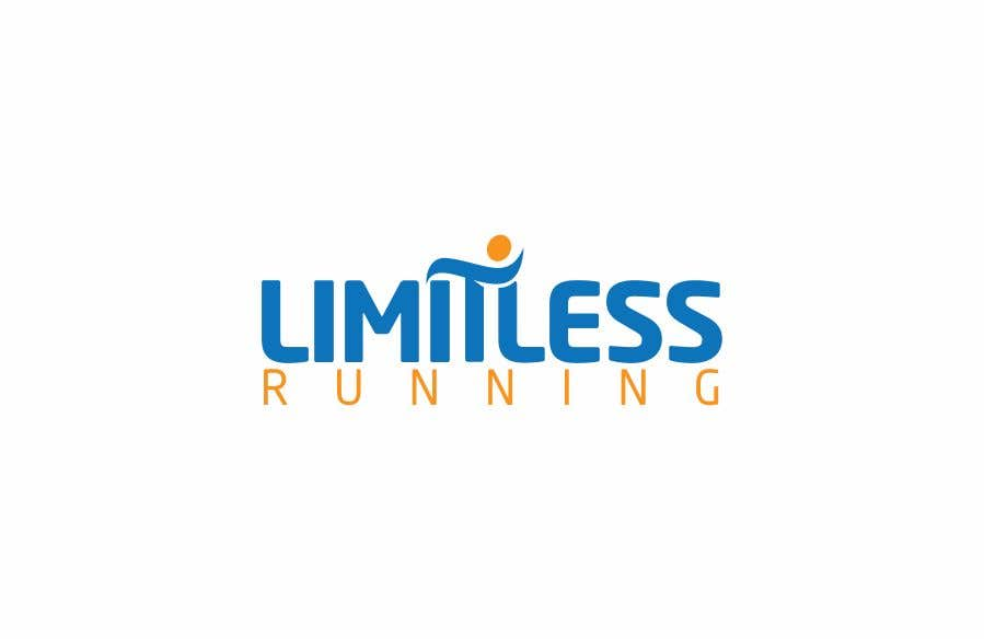 Proposition n°6 du concours Looking for a new logo for a running apparel company that specializes in shirts and hats. The company name is Limitless Running. The theme should revolve around nature and trail running. Pine trees, mountains, etc.