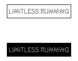 #15 για Looking for a new logo for a running apparel company that specializes in shirts and hats. The company name is Limitless Running. The theme should revolve around nature and trail running. Pine trees, mountains, etc. από Masud70
