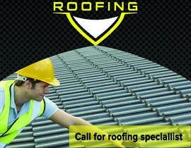 Nro 28 kilpailuun Yard Sign Shield Roofing käyttäjältä Mannan80
