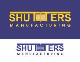 nº 57 pour New Logo for shutters company par namishkashyap