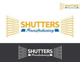 nº 30 pour New Logo for shutters company par umamaheswararao3