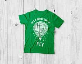 Nro 25 kilpailuun Hot Air Balloon Tshirt Design käyttäjältä Sudebmondal3