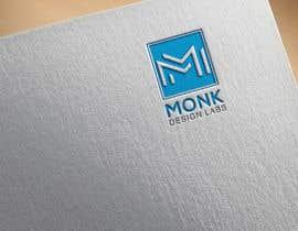 #86 for Monk Design Labs - Logo af abdurrazzak0076