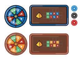 RomanZab tarafından Design a small Roulette table and wheel için no 16