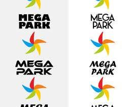 """#134 para Логотип для  спортивно-оздоровительного и торгово-развлекательного центра""""MEGA PARK"""" de Translatoregypt1"""