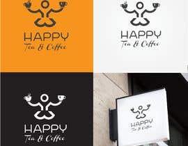 #115 para Logo Design: Tea & Coffee por Bashar99
