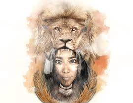 #65 untuk Use Photoshop/Illustrator to modify image oleh juliapomodoro
