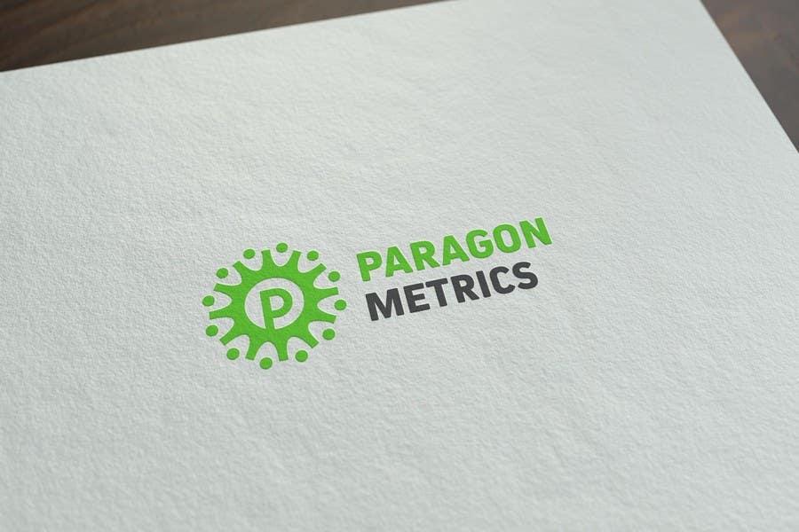 Inscrição nº                                         81                                      do Concurso para                                         Design a Logo for Paragon Metrics