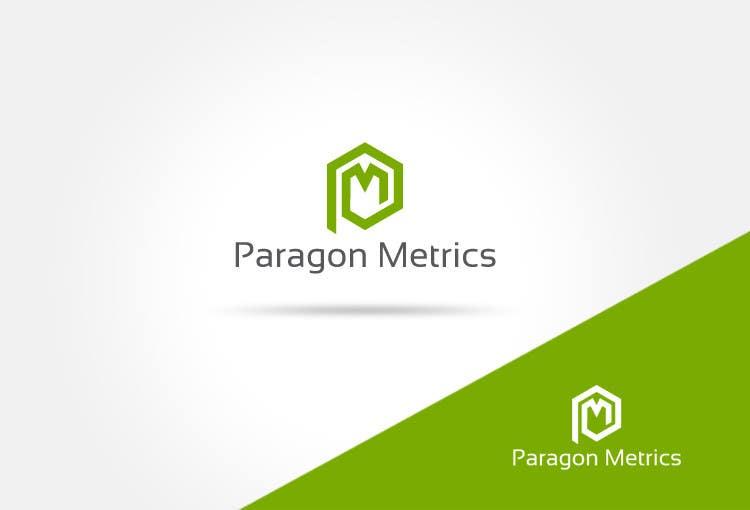 Inscrição nº                                         26                                      do Concurso para                                         Design a Logo for Paragon Metrics