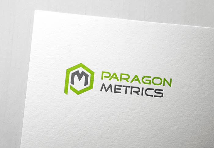 Inscrição nº                                         27                                      do Concurso para                                         Design a Logo for Paragon Metrics