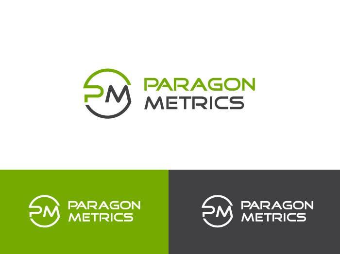 Inscrição nº                                         77                                      do Concurso para                                         Design a Logo for Paragon Metrics